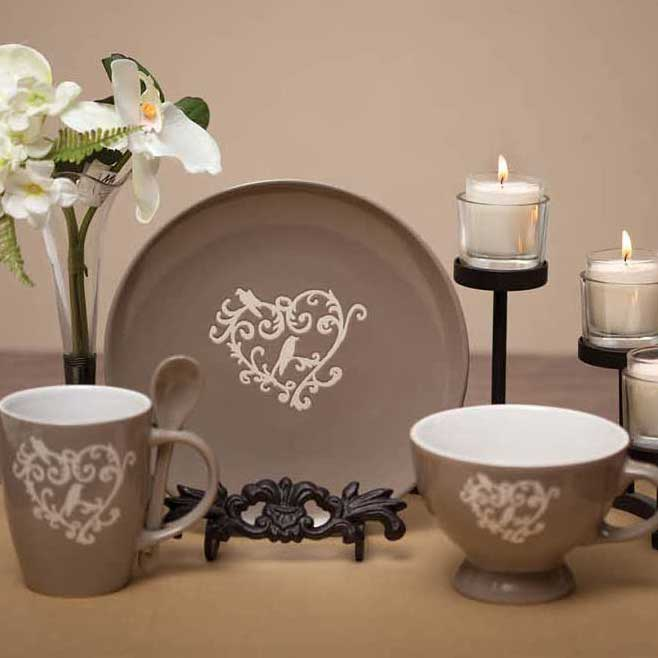 PROVENCE 4 PIECE PLACE SETTING