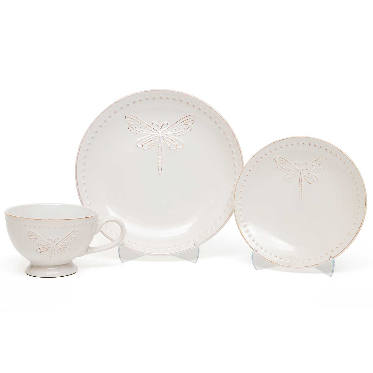 DRAGONFLY DISH 3-PIECE SET