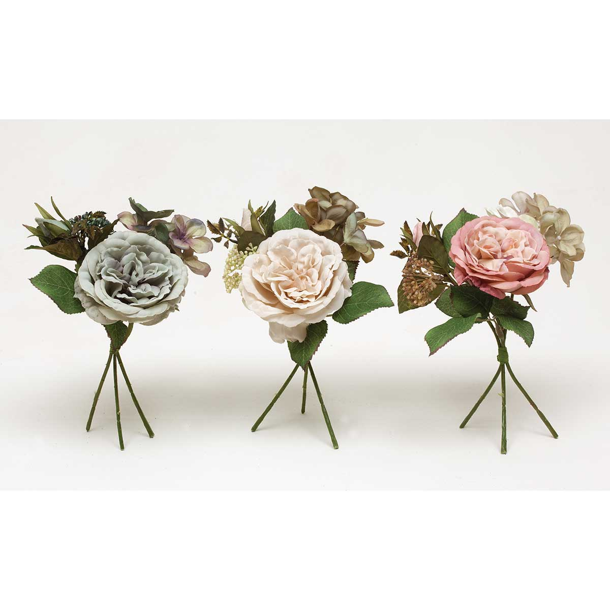 ROSE BOUQUET ASSORTMENT PACK 9 UNITS