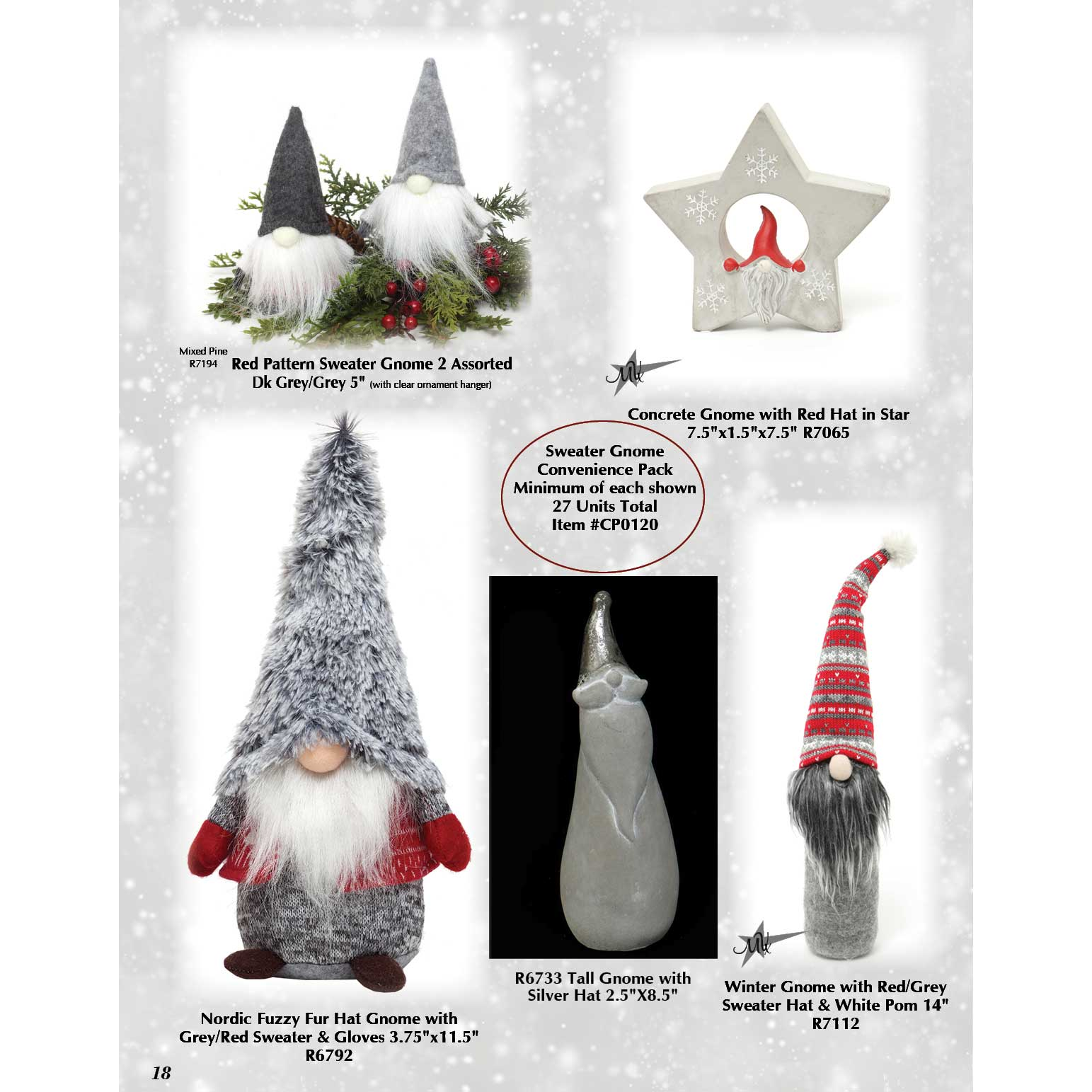 Sweater Gnome Convenience Pack