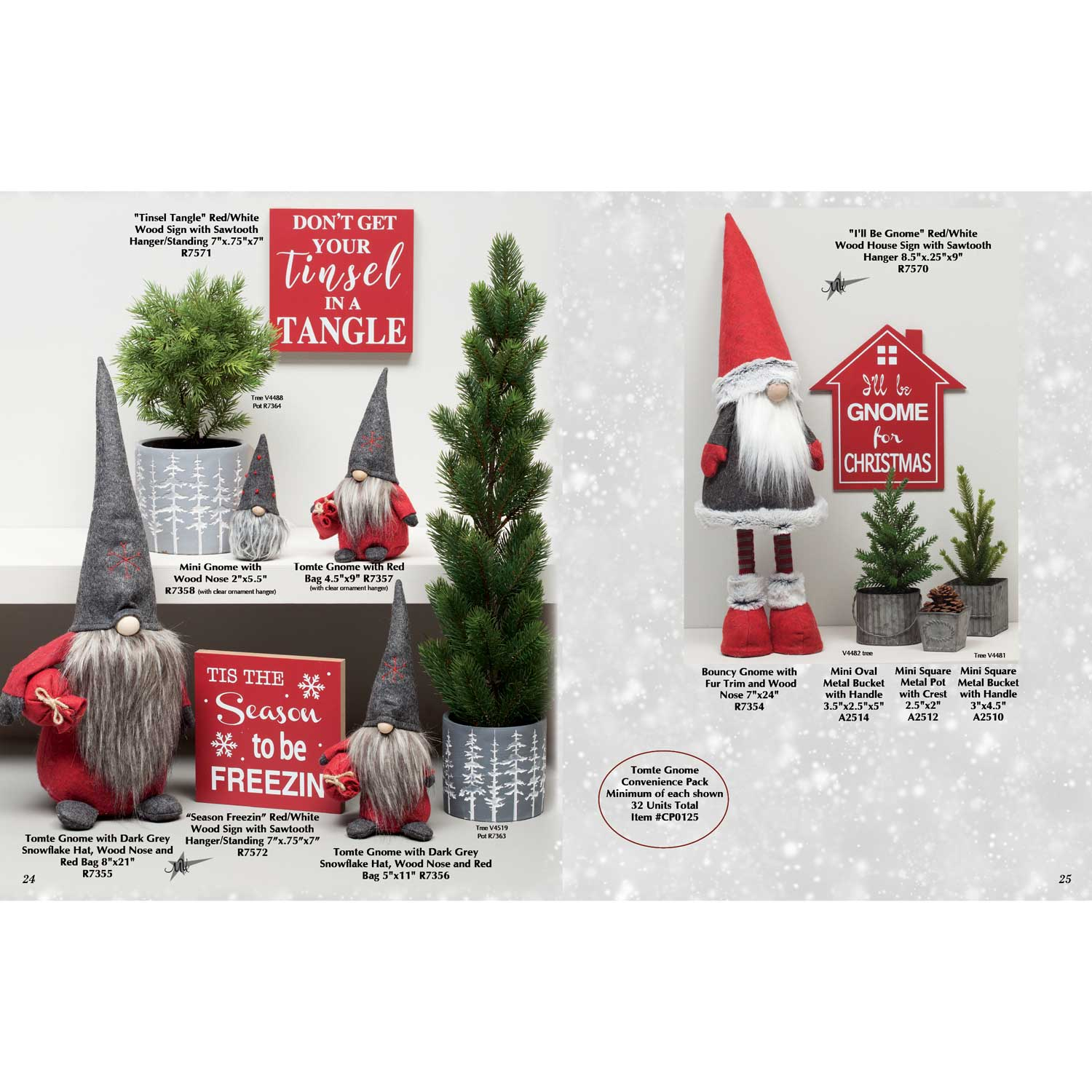 Tomte Gnome Convenience Pack