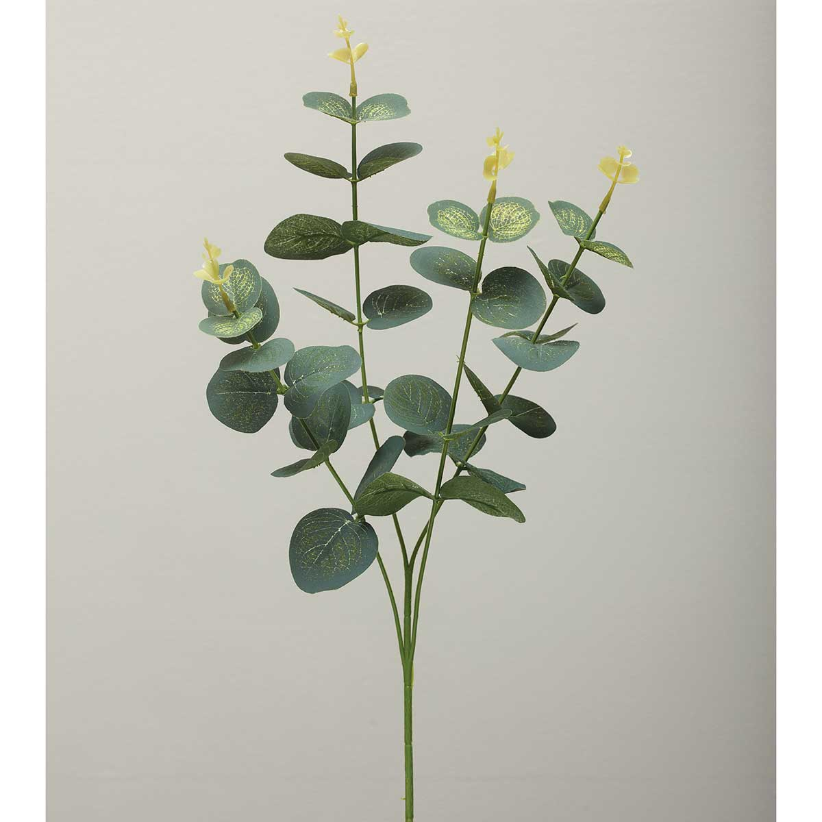"ARTIFICIAL EUCALYPTUS SPRAY10""X27"" GREY"