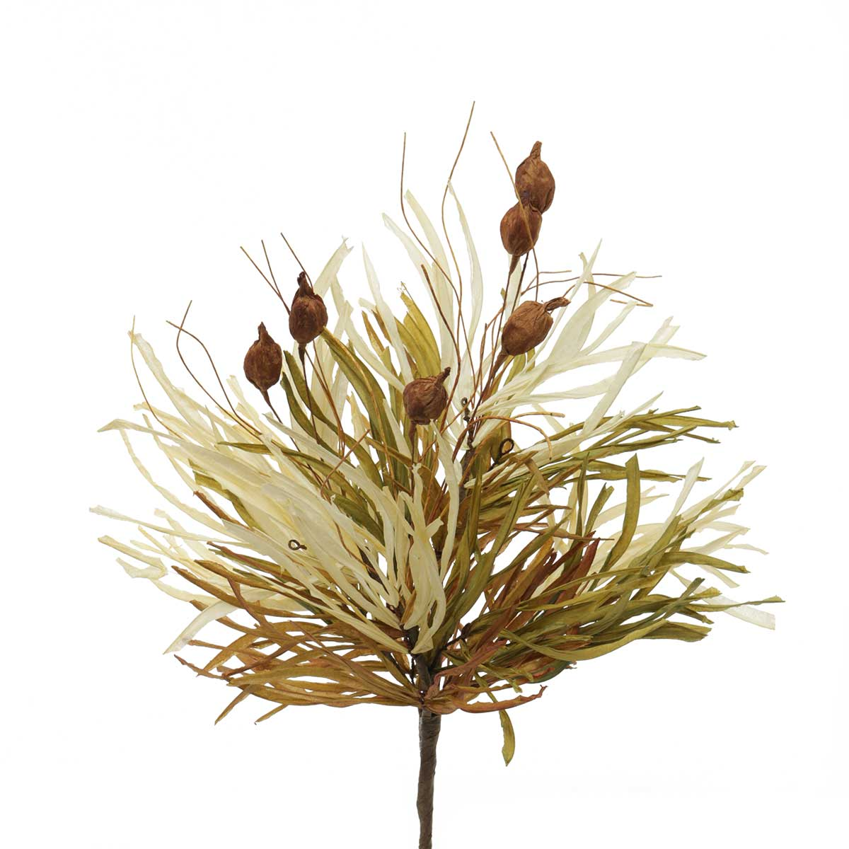 DRIED GRASS BUSH 22""