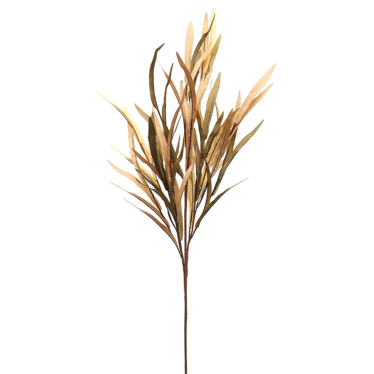 """AUTUMN GRASS SPRAY 12""""X38"""" -MeraVic Exclusive Design"""