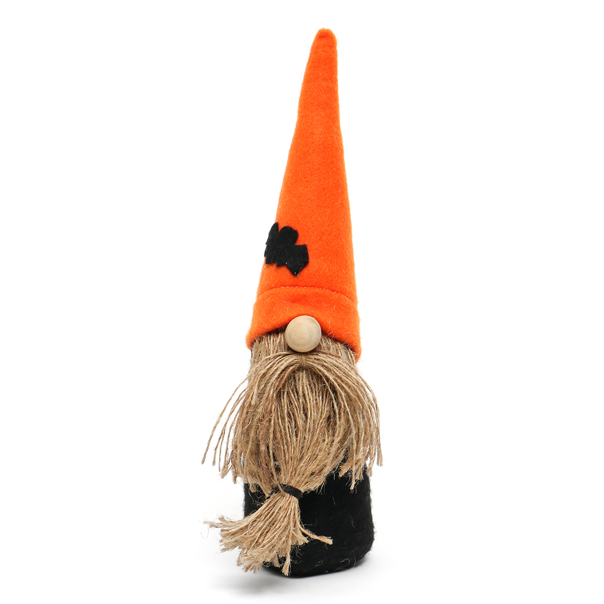 WARLOCK GNOME WITH ORANGE HAT,