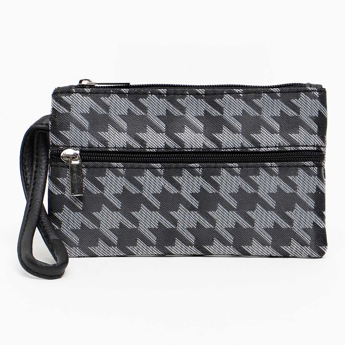 HOUNDSTOOTH COIN/CARD PURSE *30sp