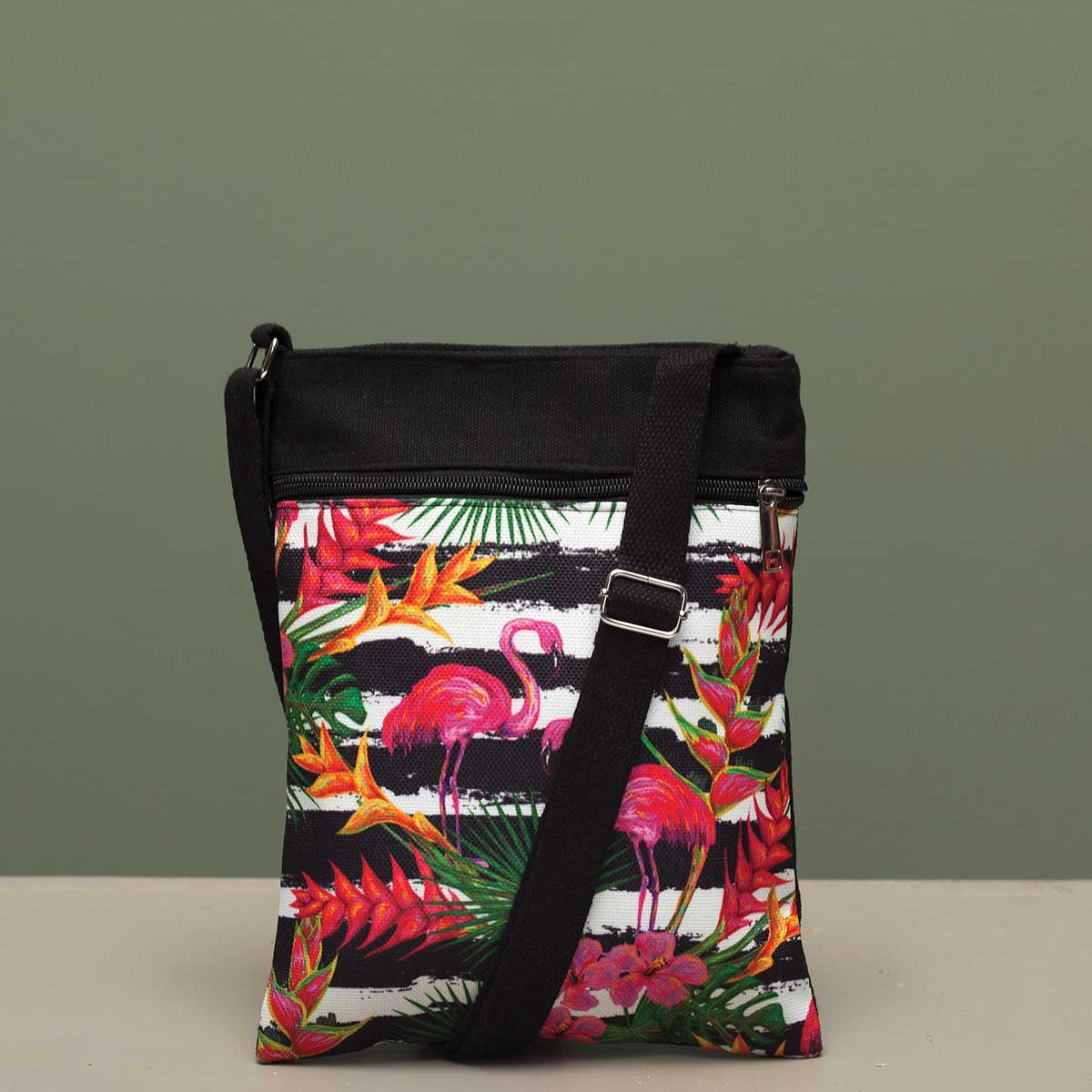FLAMINGO BAG CROSSBODY - Click Image to Close
