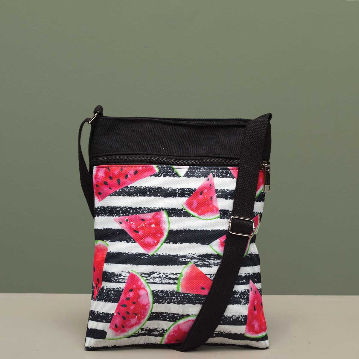 WATERMELON BAG CROSSBODY