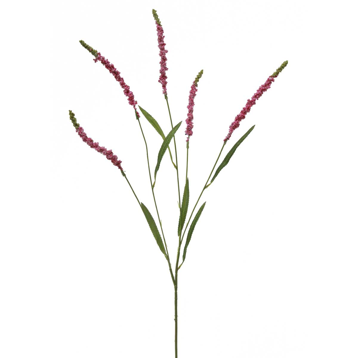 "WILDFLOWER ASTILBE SPRAY X5 37"" Magenta M8815 MG *22v"