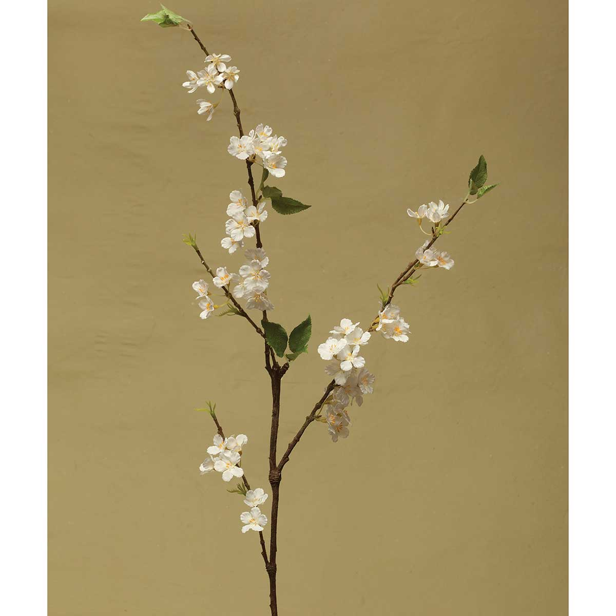 "CLOUD CHERRY BLOSSOM 46"" WHITE *22v"