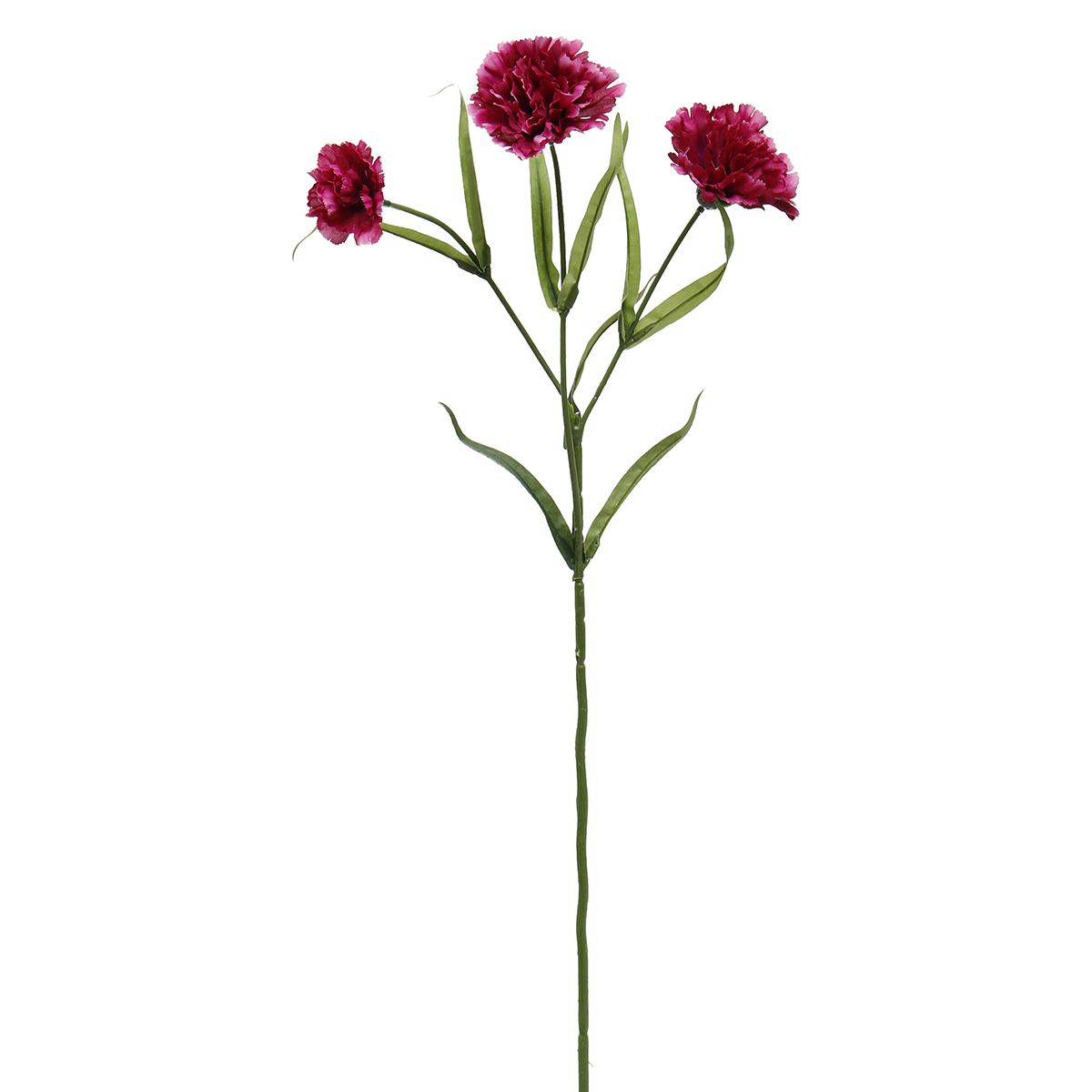 "FRENCH CARNATION SPRAY X3 25"" MAGENTA M8961 MG *50sp"