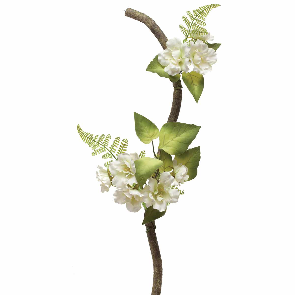 "ORCHARD BLOSSOM/FOLIAGE BRANCH 24"" *22v"