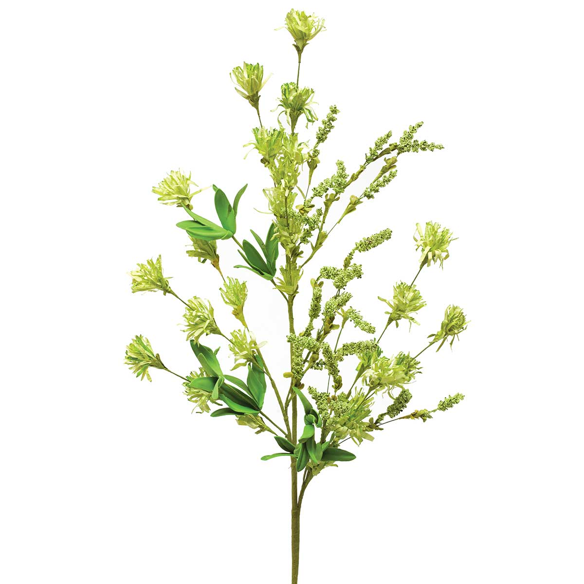 "VERDE BLOSSOM SPRAY 30"" GREEN"