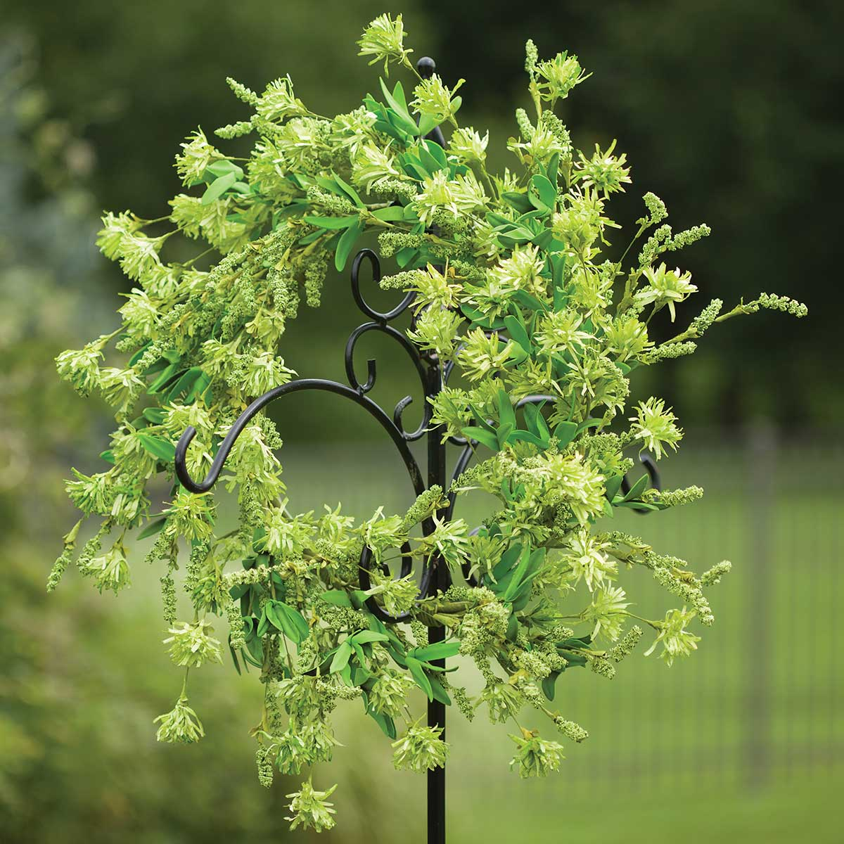 """Verde Blossom Wreath 23"""" M9269"""