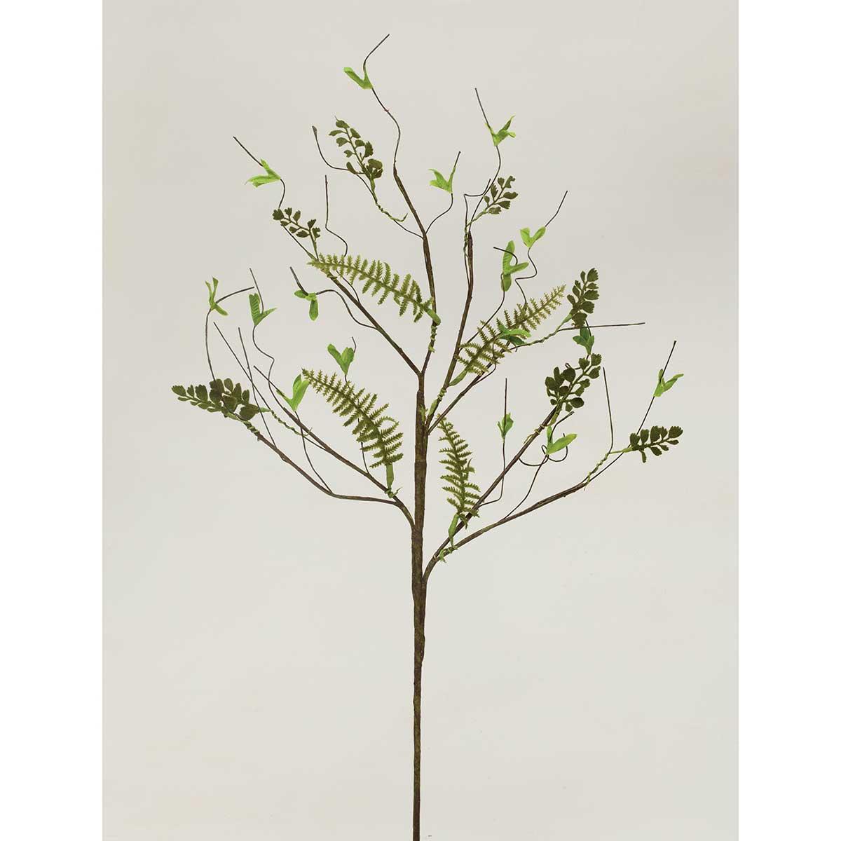 Privet Leaf Spray 32� Dark Green M9283