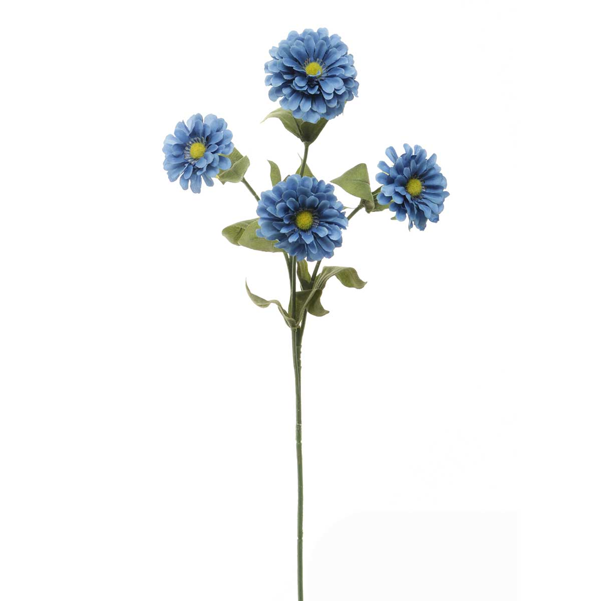 "French Blue Zinnia 2""x23.5"" Cobalt"