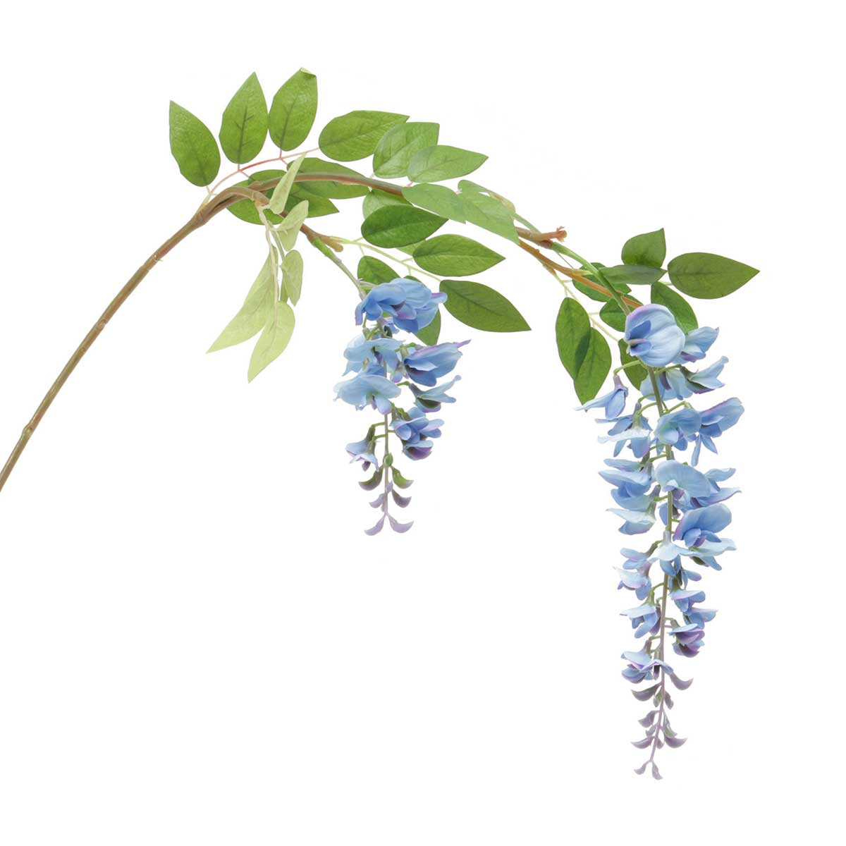 "Wisteria Branch 4""x41"" Blue"
