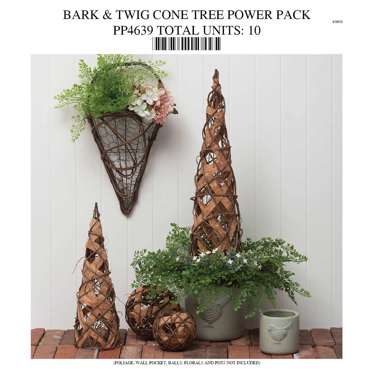 TWIG CONE COLLECTION POWER PACK PP4639