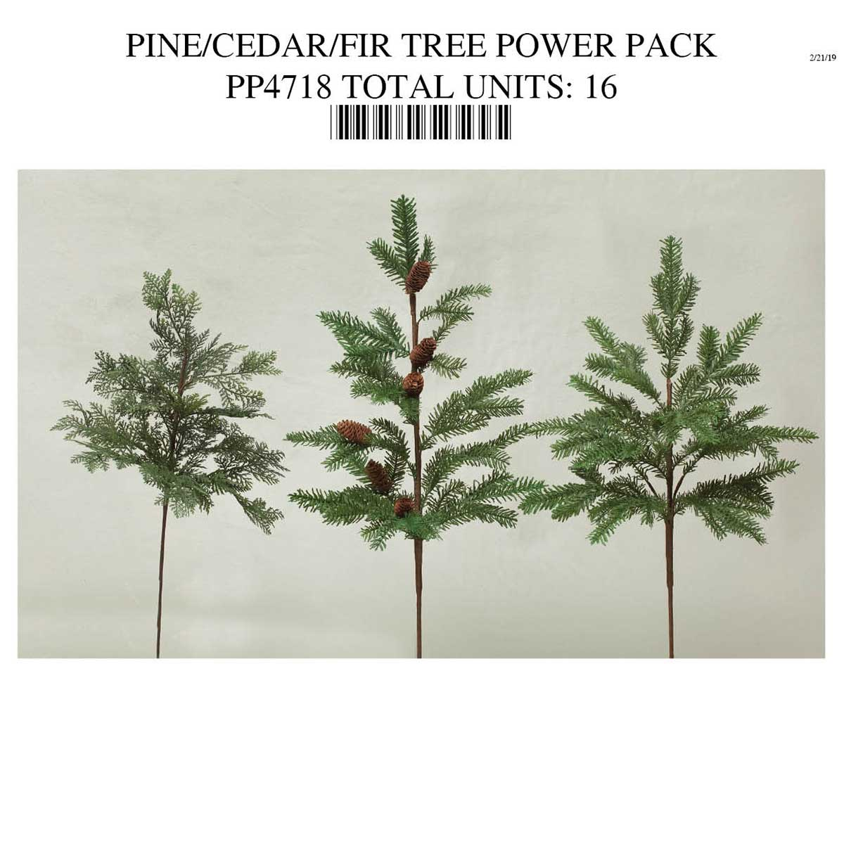 PINE TREE POWER PACK PP4718