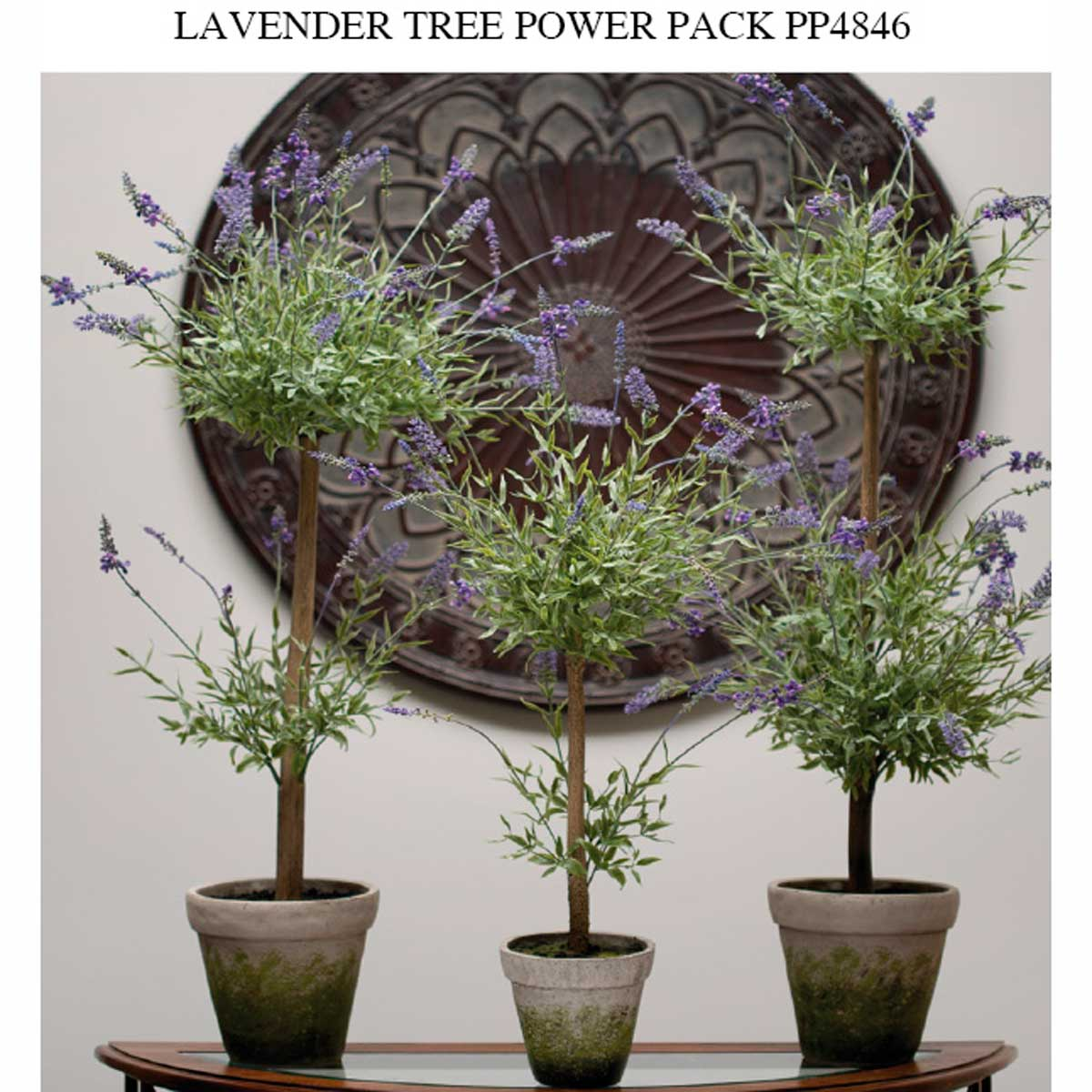 LAVENDER TREE POWER PACK 3 UNITS