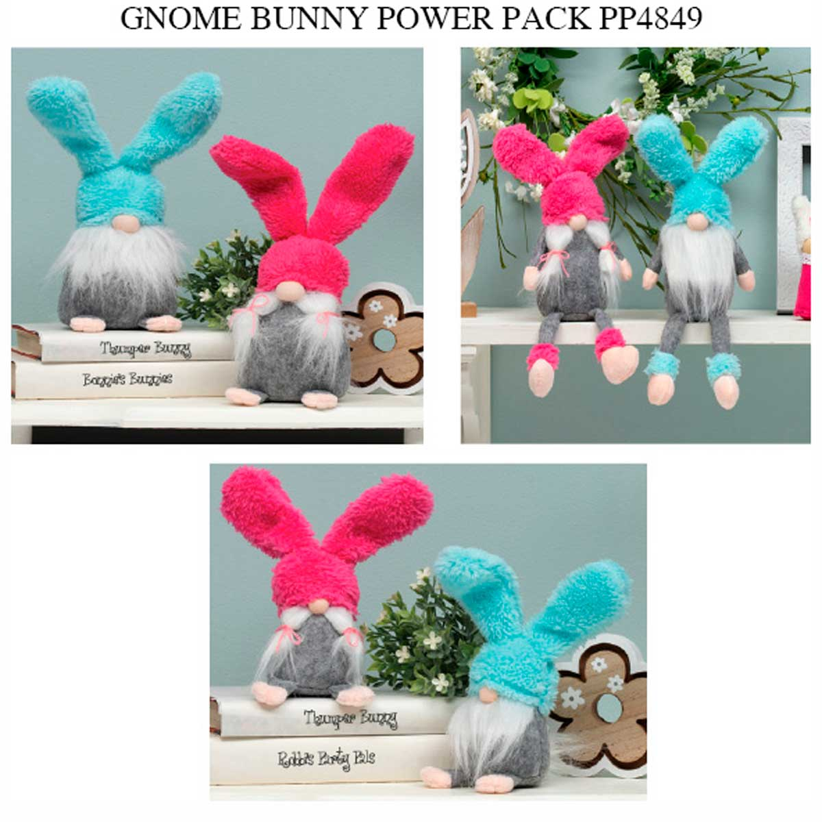 Thumper Gnome Power Pack 16 units PP4849