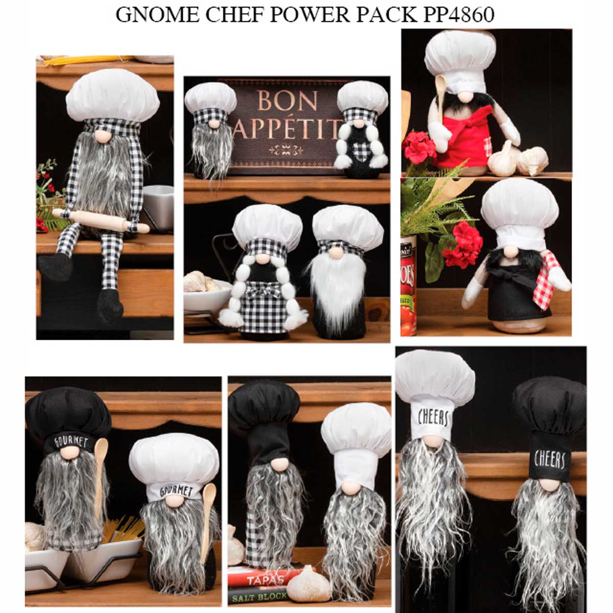 Gourmet Chef Power Pack 26 Units PP4860