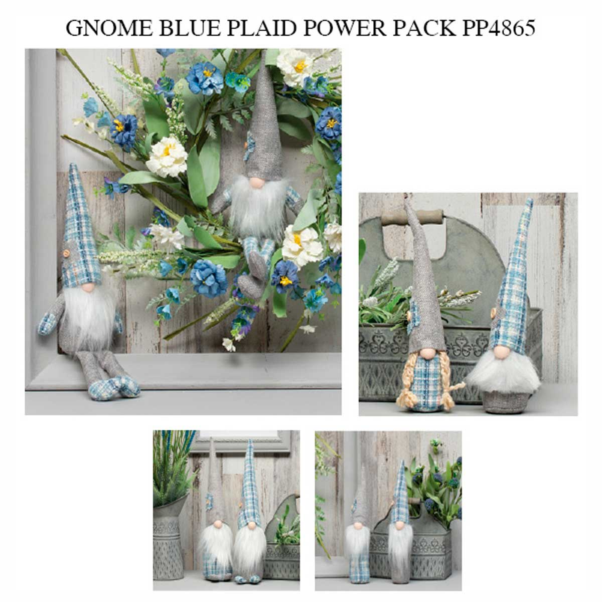 Blue Bayou Gnome Power Pack 36 Units PP4865