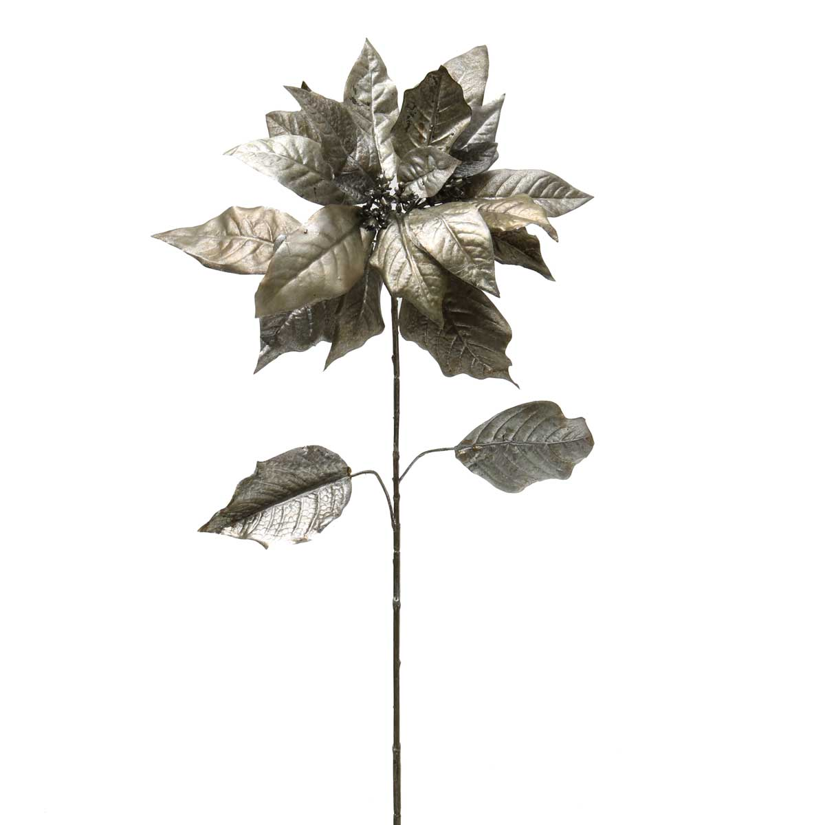 R3288 METALLIC POINSETTIA X1 PLATINUM