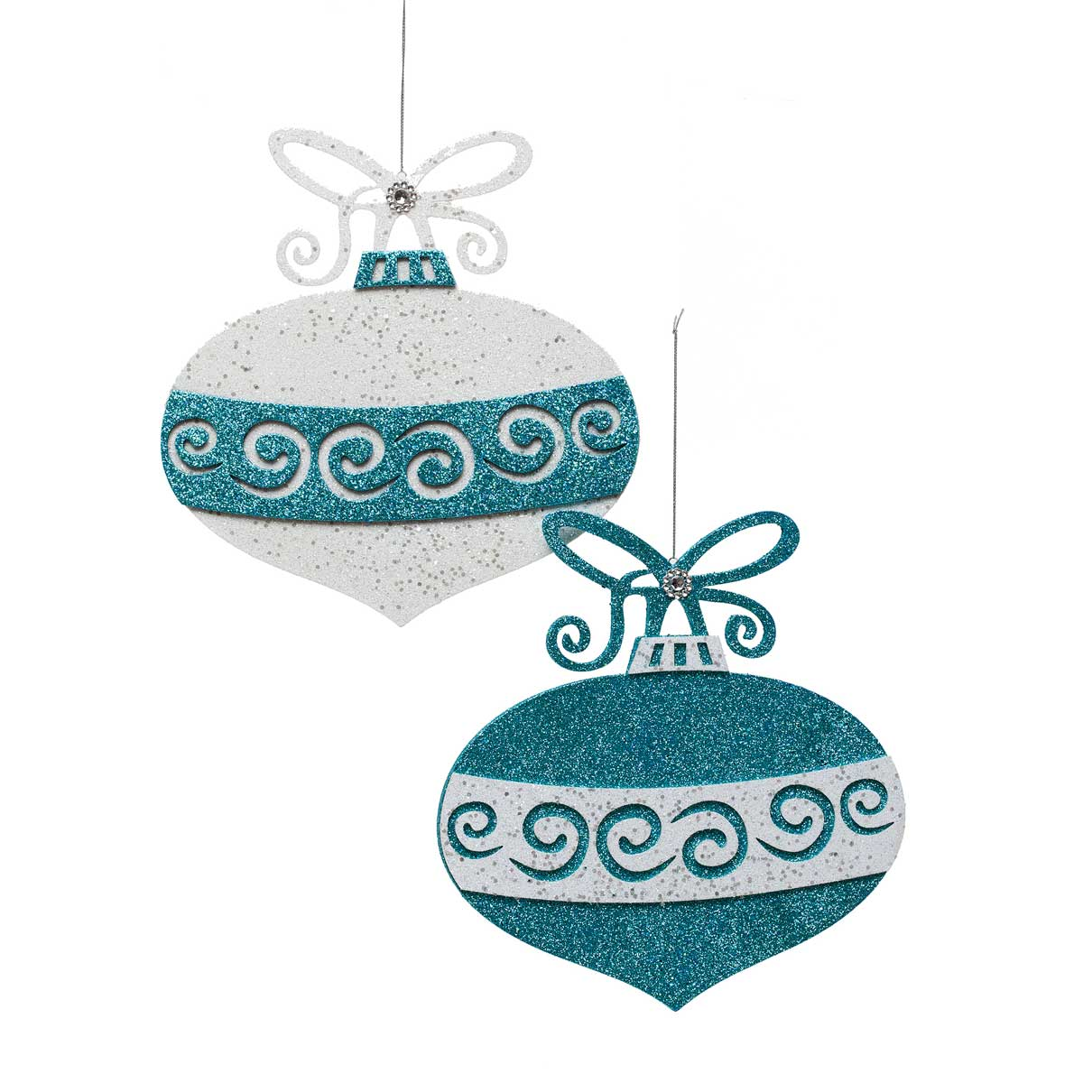 "RETRO CUTOUT ORNAMENT 9.5""X10"" *70sp"