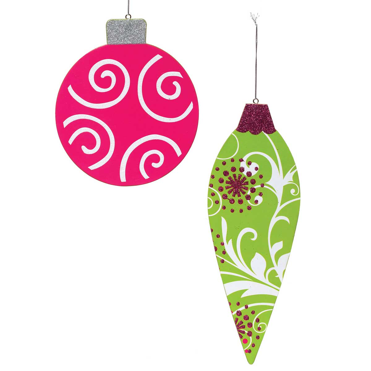 WHIMSY ORNAMENT 2 ASSORTED *70sp