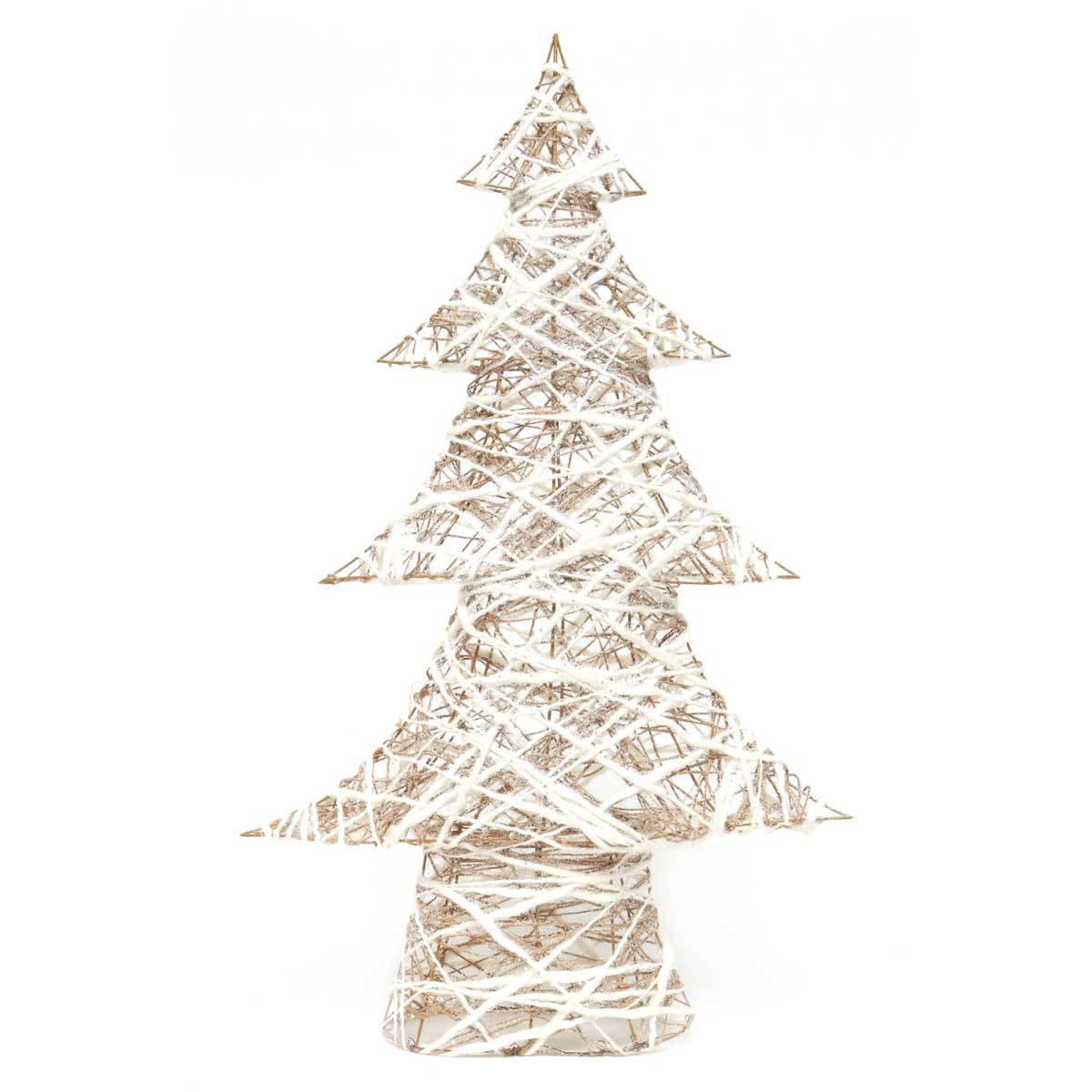 "FARMHOUSE CHIC TWIG TREE 20.5""X32"""