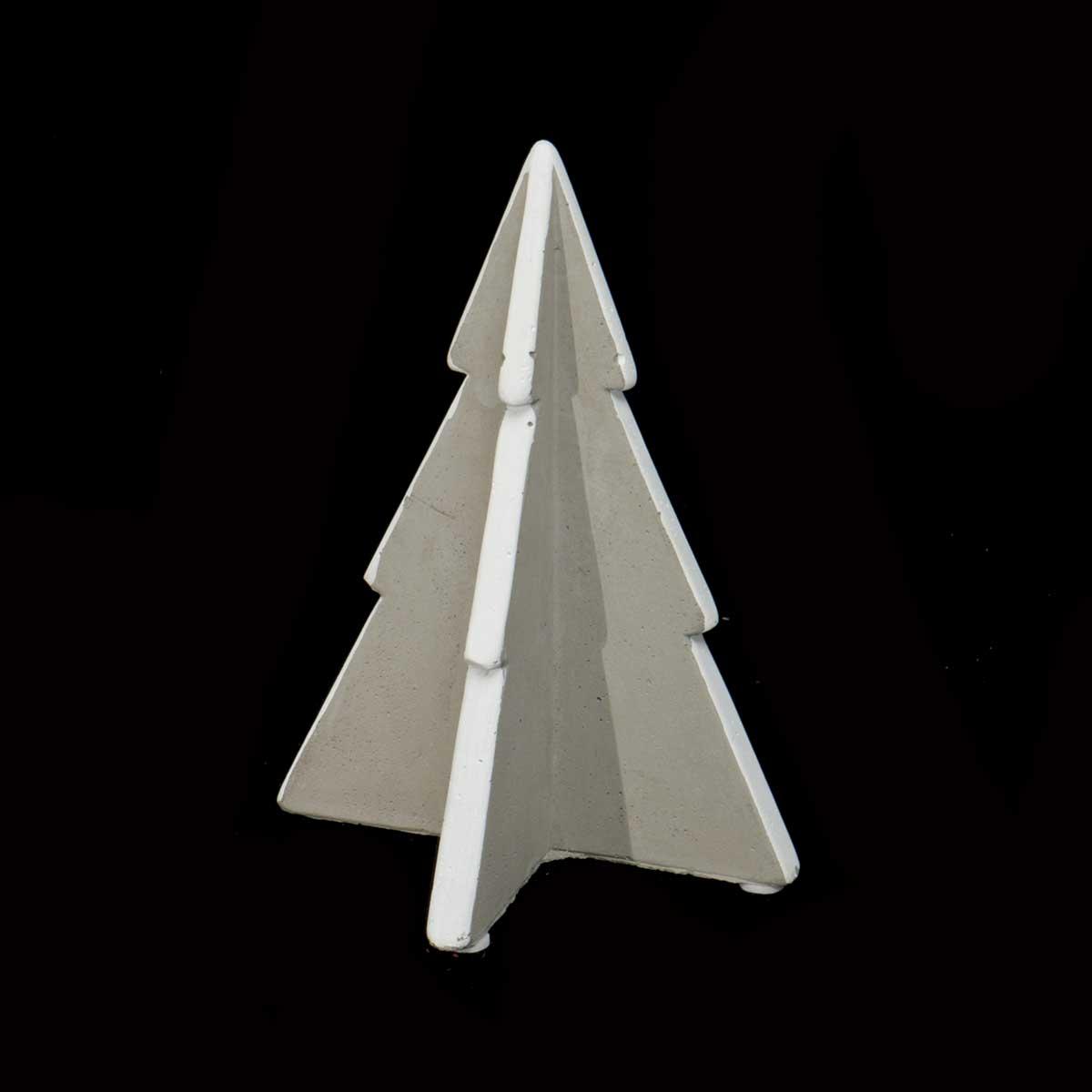 "3-D CHRISTMAS TREE 4.75""X6.5"""