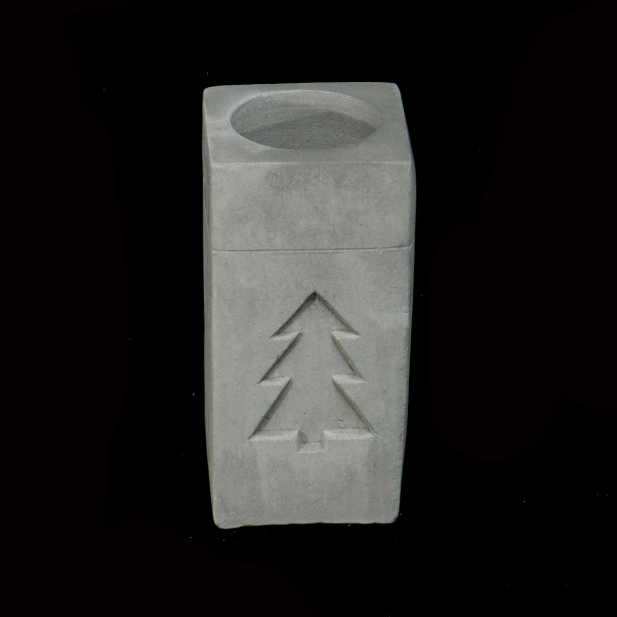 SQUARE PILLAR VOTIVE HOLDER