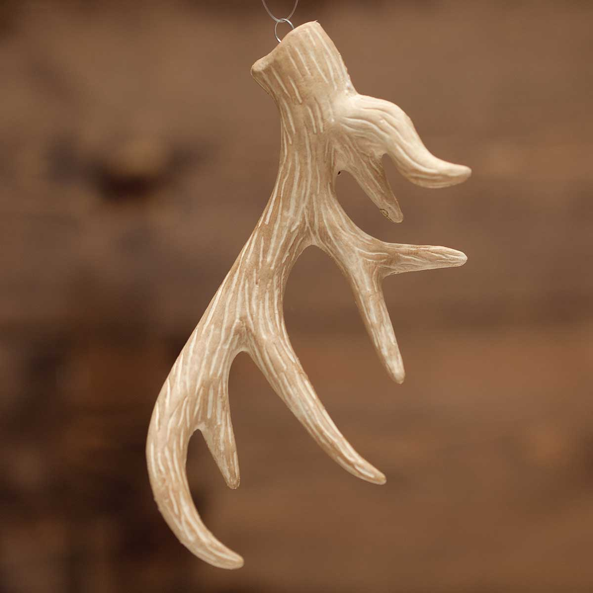 TETON ANTLER ORNAMENT