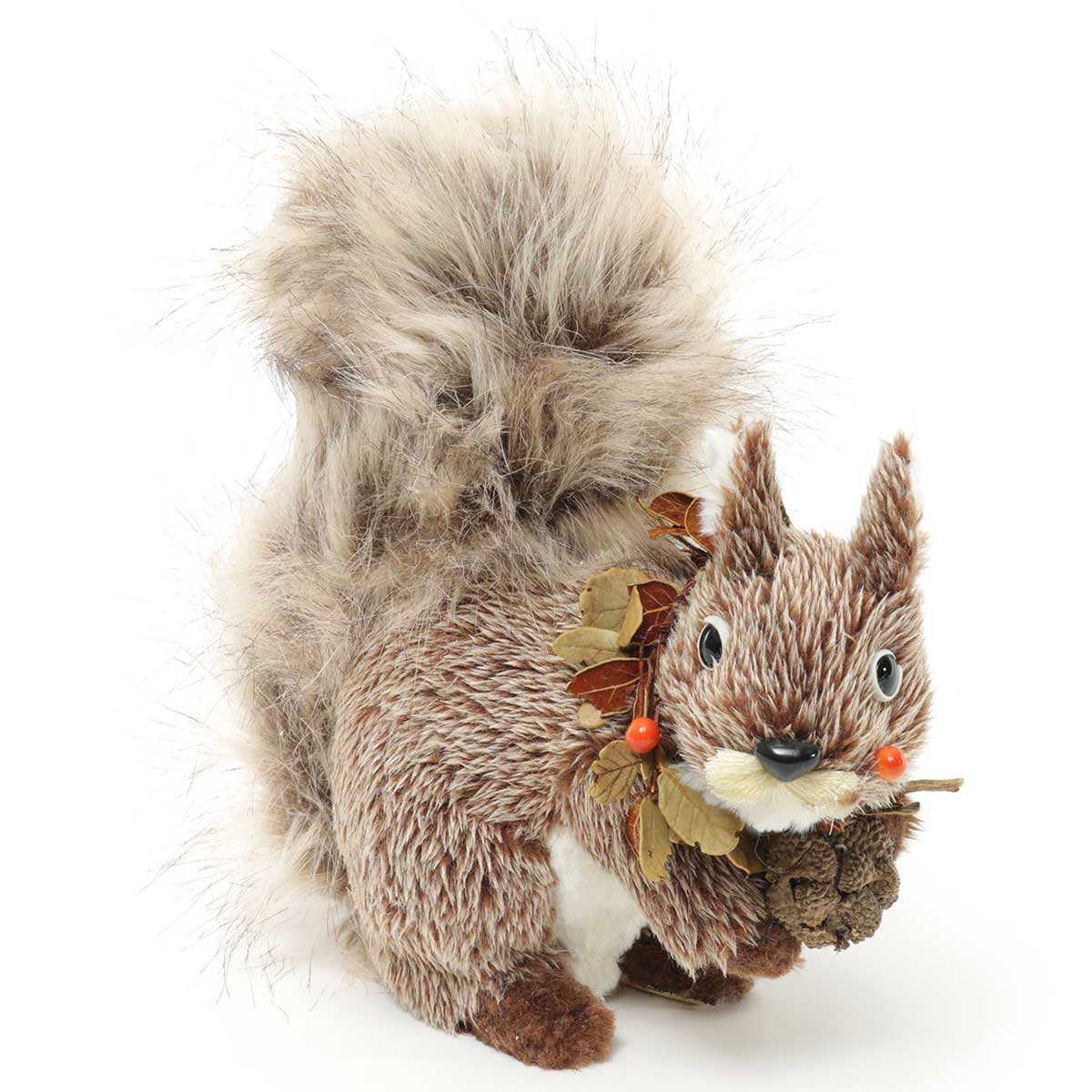 FURRY TAIL SQUIRREL