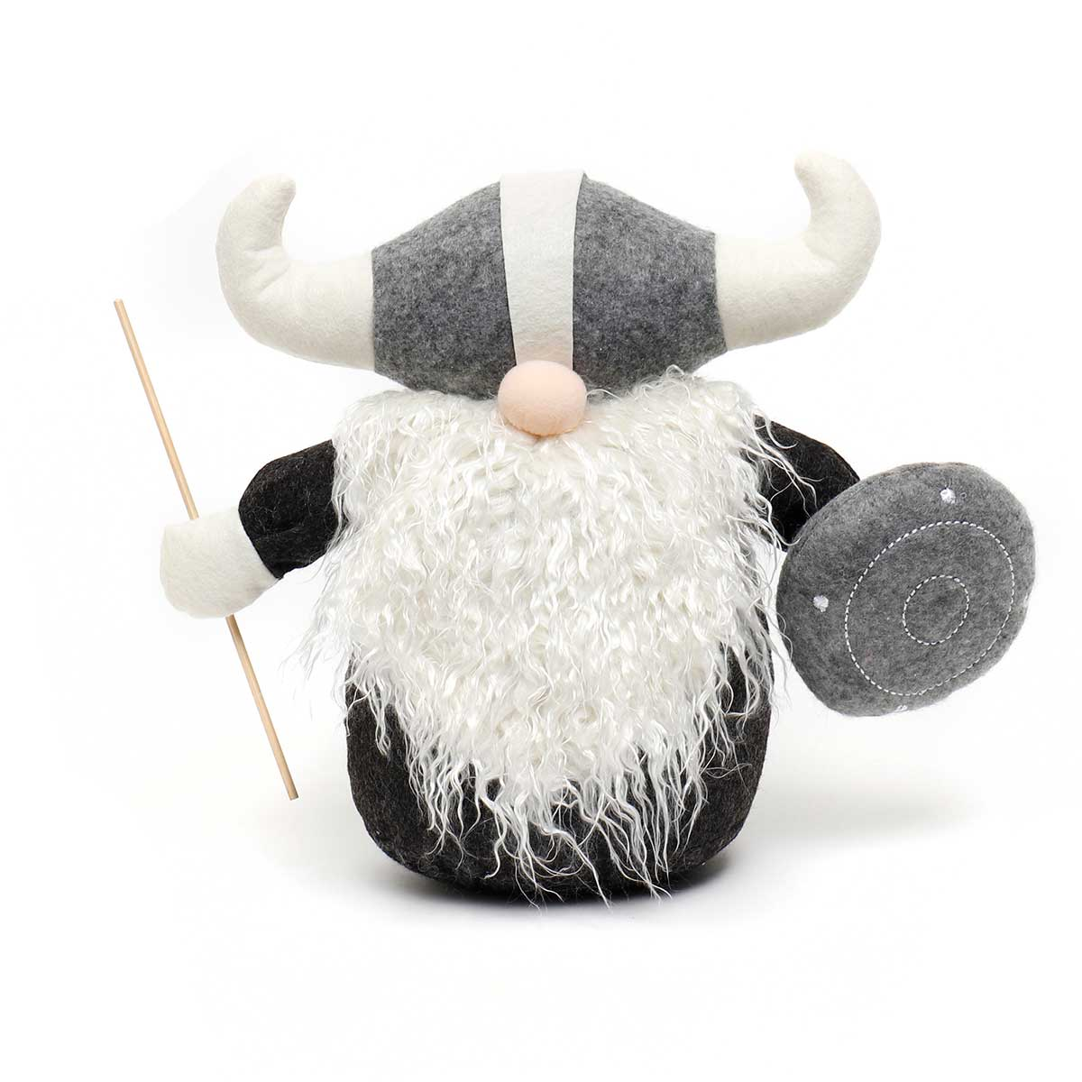 THOR VIKING GNOME WITH STAFF AND