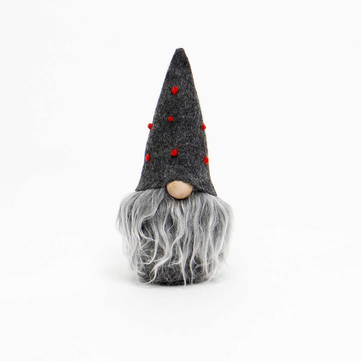 MINI GNOME WITH RED DOTTED