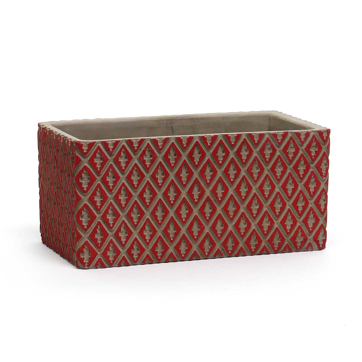 SCANDIA HOLIDAY RECTANGLE RED