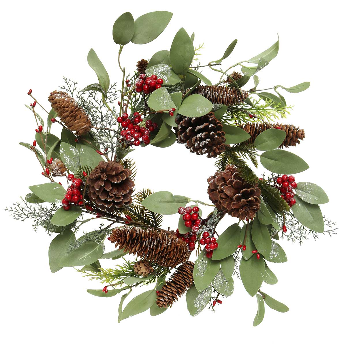 YULE LAUREL LEAF AND BERRY
