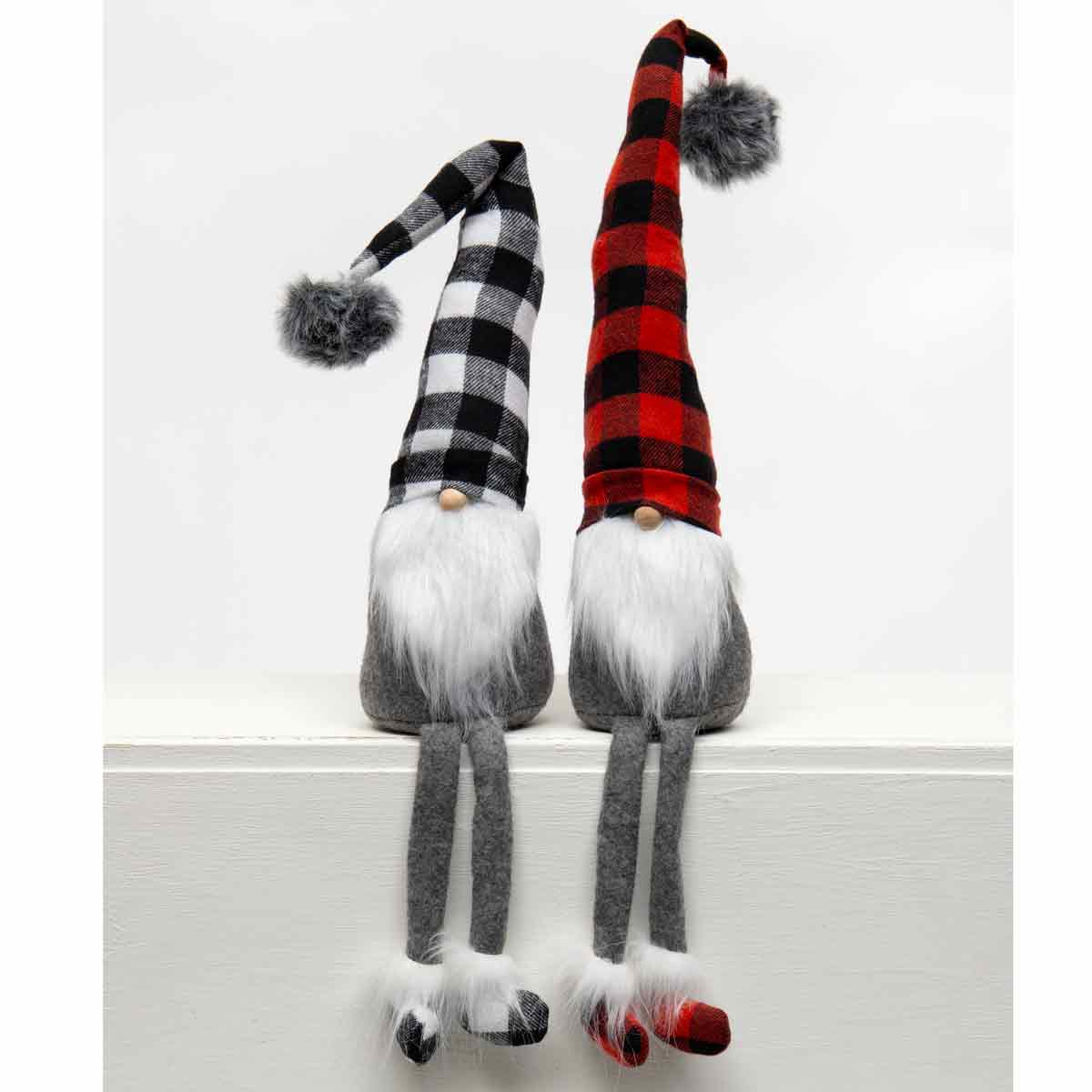 "GNOME BUFFALO PLAID 4""X27"" 2ast"