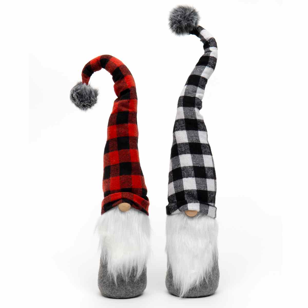 "GNOME BUFFALO PLAID 4""X26.5"" 2ast"
