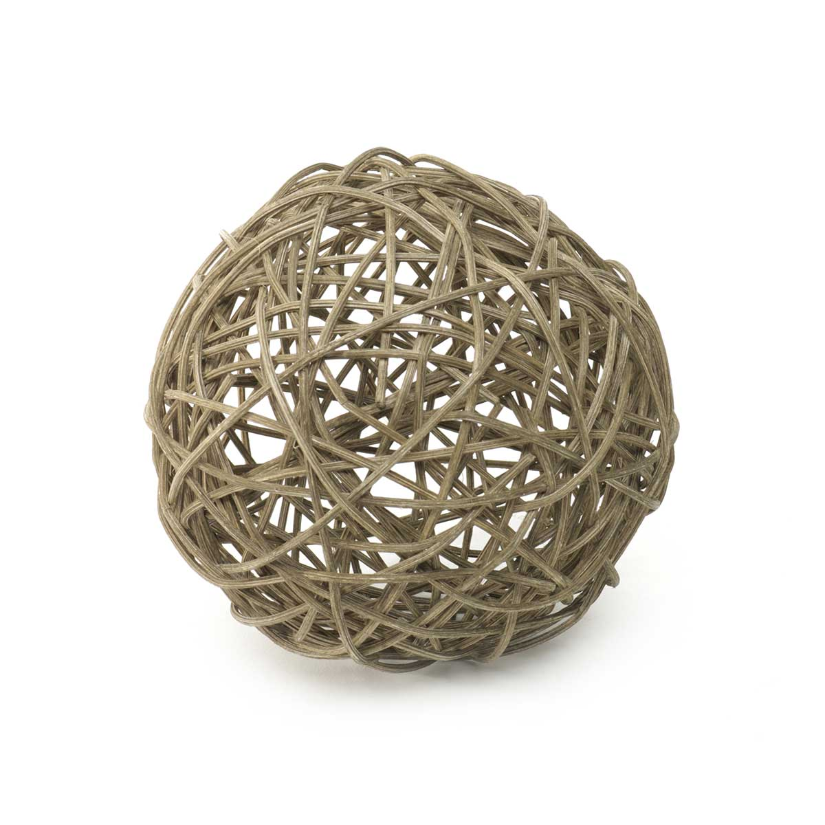 "Twig Ball 6"" Grey"