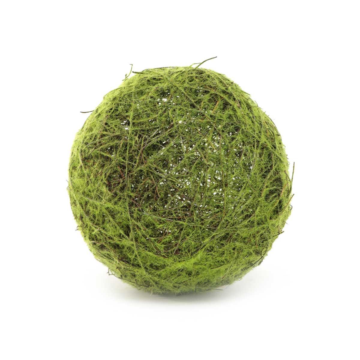"Moss & Twig Ball 6"""