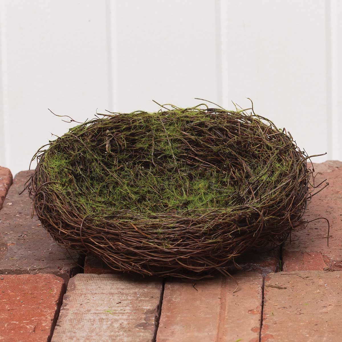 MOSS AND TWIG NEST 6.5""