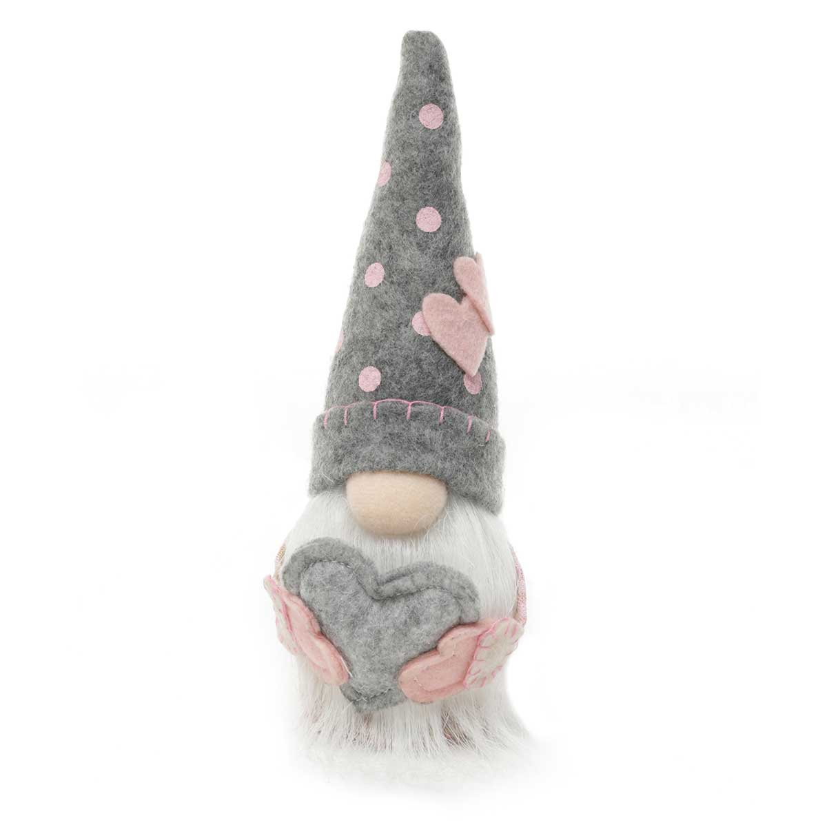 "HEARTFELT MINI GNOME 2""X7"" - MERAVIC EXCLUSIVE DESIGN"
