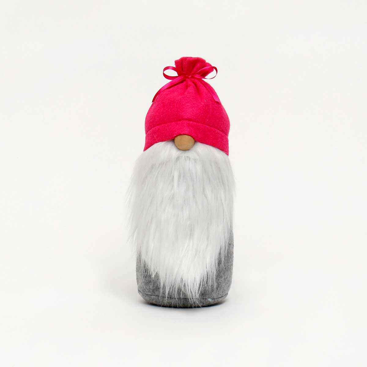 MCGNOME with PINK TIED HAT and