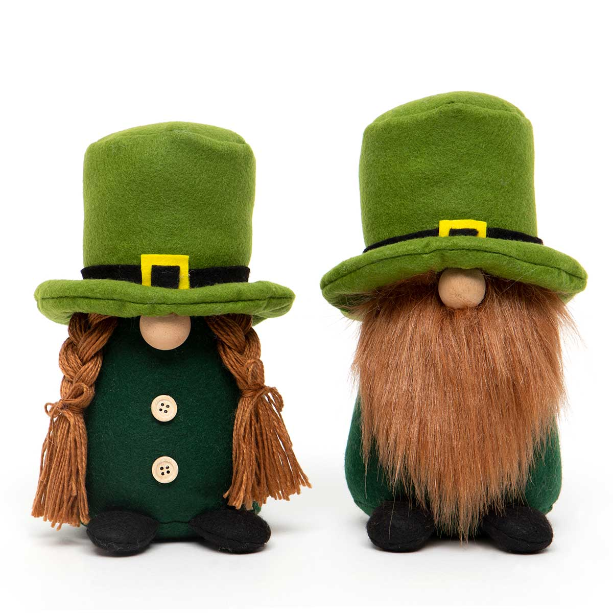ST PATTY GNOME COUPLE 2 Assorted