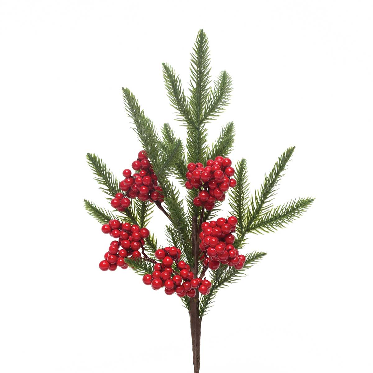RED BERRY & PINE PIK 16""