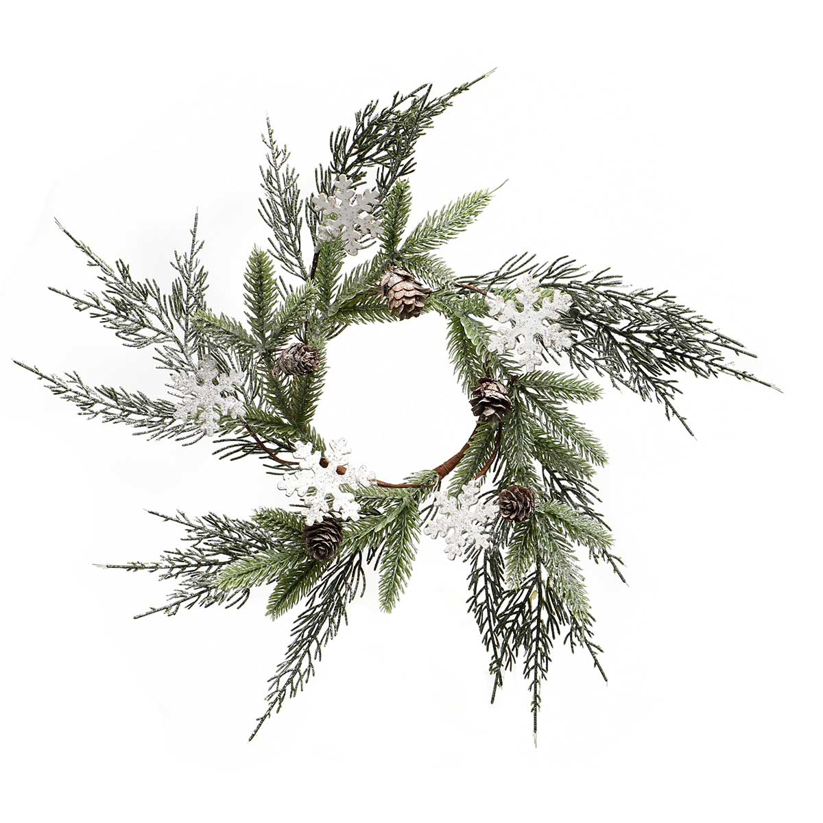 NORTHERN PINE CANDLE RING