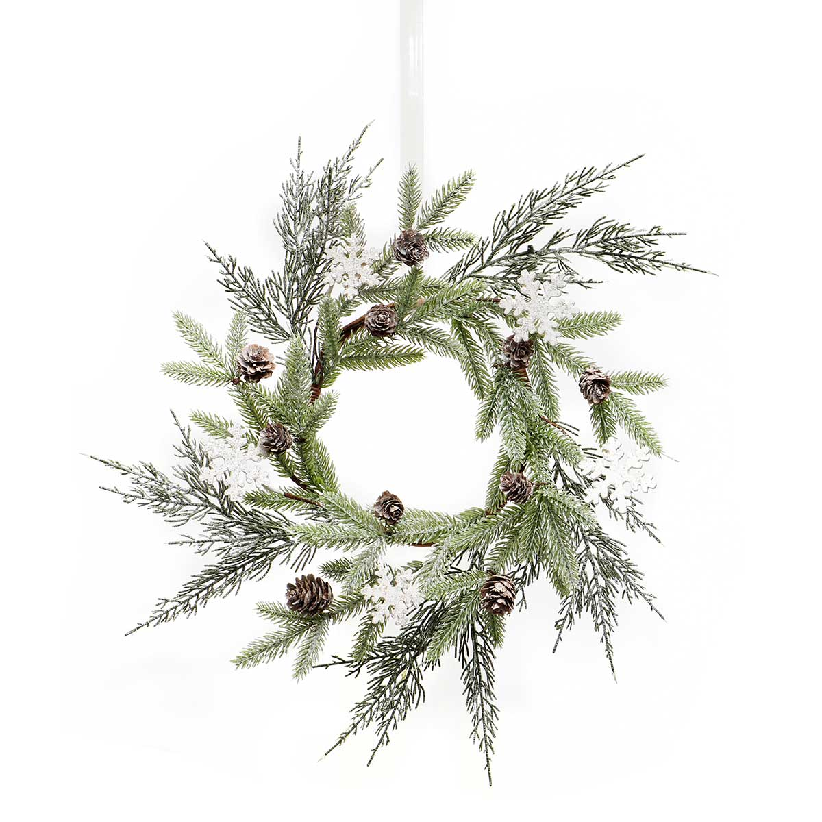 NORTHERN PINE MINI WREATH